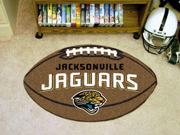 Jacksonville Jaguars Football Rug