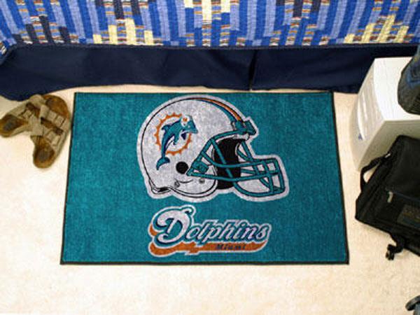 Miami Dolphins - Helmet