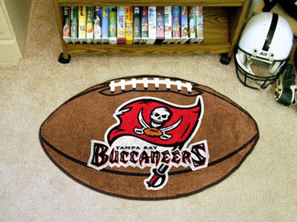 Tampa Bay Buccaneers Football Rug