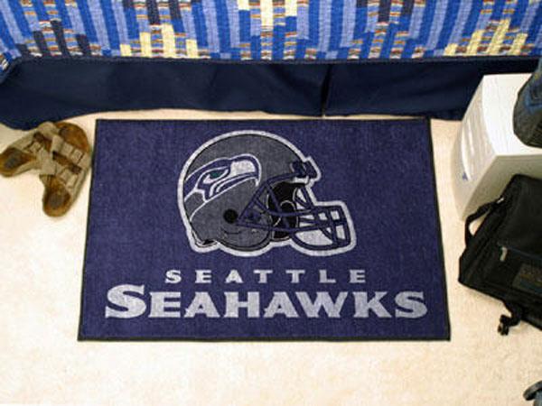Seattle Seahawks - Helmet