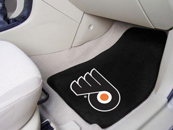 Fanmats 10485 Philadelphia Flyers Logo Floor Mats