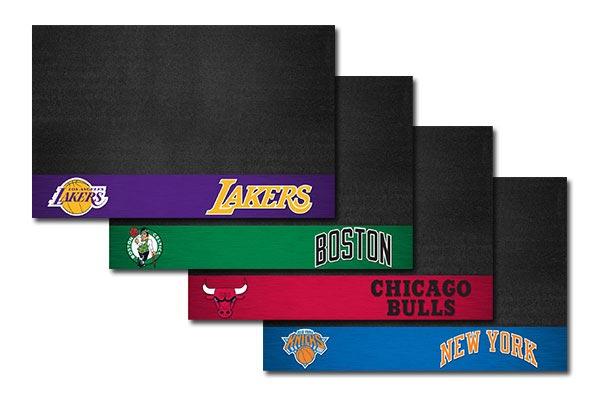 fanmats NBA grill mats