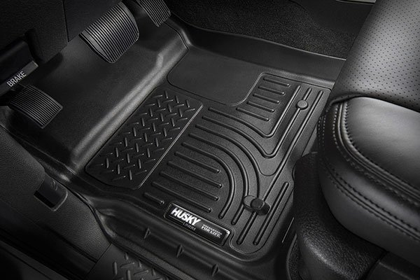 Floor Mats For Cars Trucks Floor Liners Autoanything >> Husky Weatherbeater Floor Liners Read Reviews Free Shipping