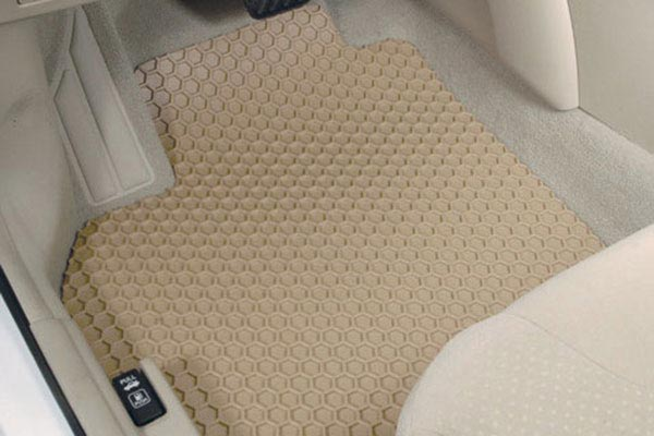 2001 Plymouth Neon Intro-Tech Automotive HEXOMAT Floor Mats RT-2F-PM-169F-B 2-Piece Front Floor Mats