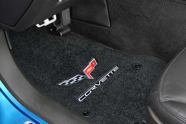 Lloyd mats ultimat floor mats authorized dealer lloyd mats ultimat custom floor mats corvette logo sciox Image collections