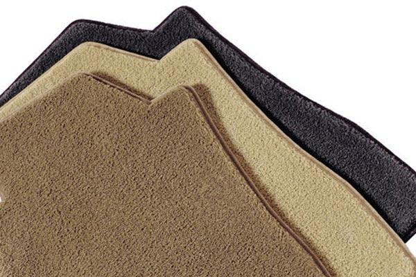 Premium Custom FRONT Mats Geo Plush Carpet Luxe LLOYD Mats