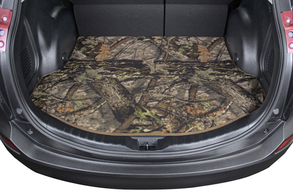 lloyd mats mossy oak camo cargo mat