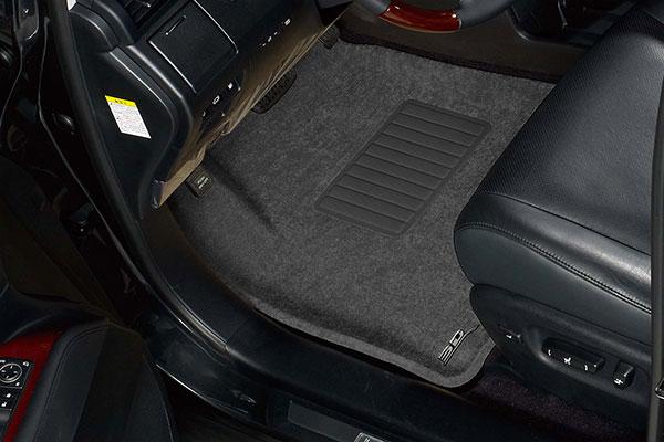 2013 Toyota Highlander Grey Loop Driver Passenger /& Rear Floor 2011 GGBAILEY D60119-S2B-GY-LP Custom Fit Car Mats for 2008 2012 2010 2009