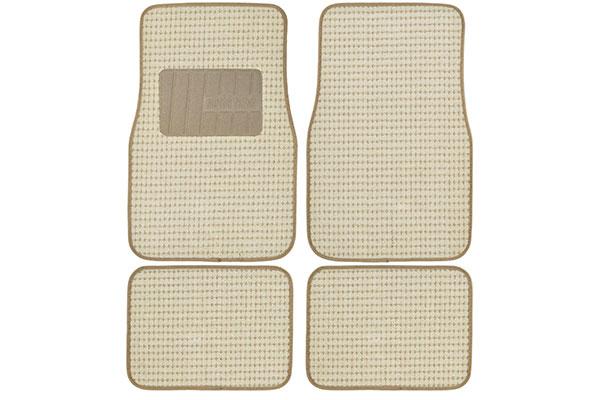 motor trend berber carpet floor mats free shipping