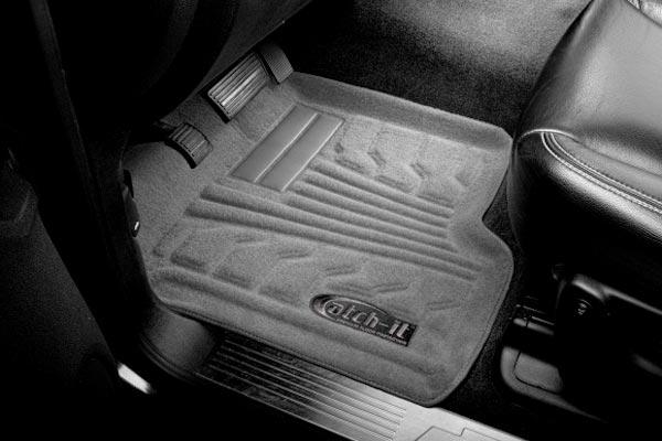 nifty catch it carpet floor mats new