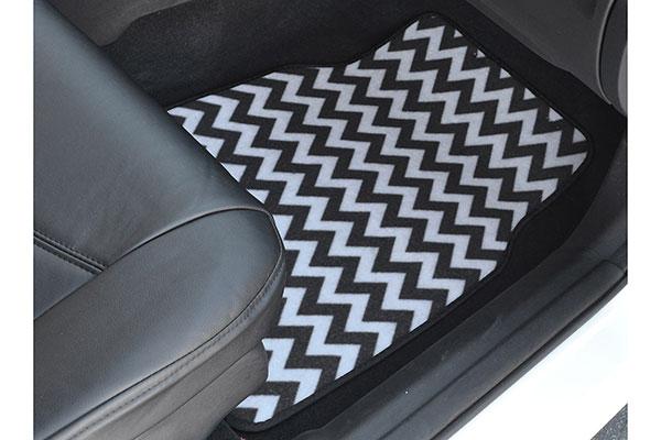 proz chevron floor mats