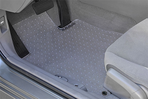 Proz Premium Clear Floor Mats Free Shipping On Clear Car