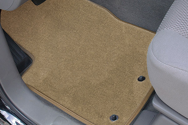 1997 Lincoln Town Car ProZ Premium CustomFit Carpet Floor Mats B1281-0BY Front and Rear Floor Mats