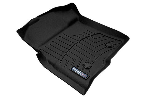 2010 Kia Soul WeatherTech Extreme-Duty DigitalFit Floor Liners 452111/452112/413 Complete Protection Package (1st & 2nd Row plus Ca