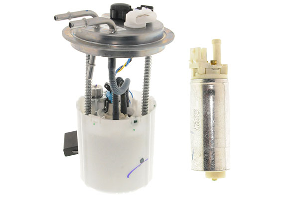 acdelco fuel pump components