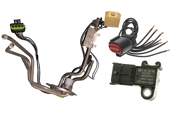 acdelco fuel tank components