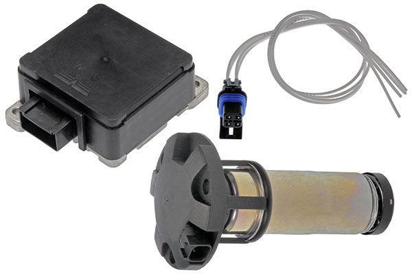 dorman fuel pump and components