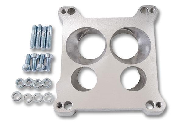edelbrock carburetor adapters plates