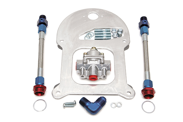 Image of Edelbrock Fuel Pressure Regulator Kits - Carbureted Engines