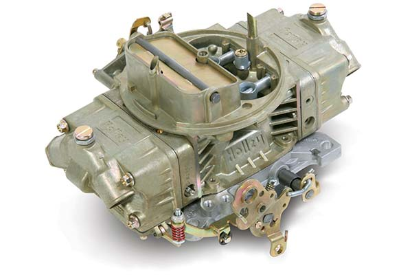 holley double pumper carburetor hero