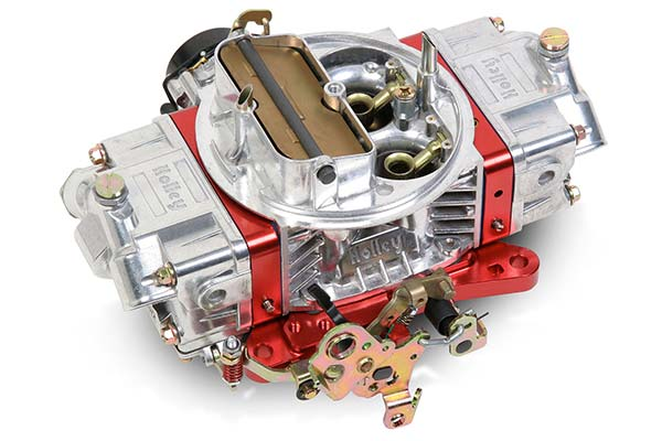 holley ultra double pumper carburetor hero