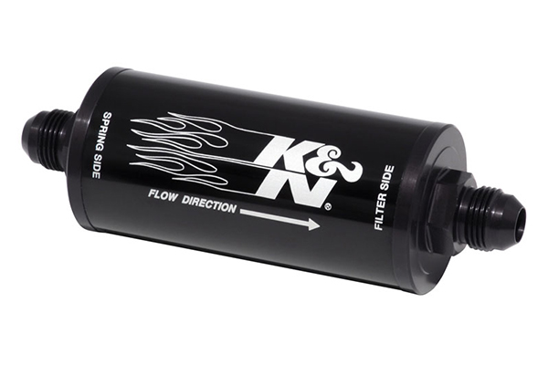 kn inline fuel filters