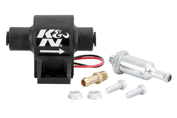 kn universal inline fuel pumps