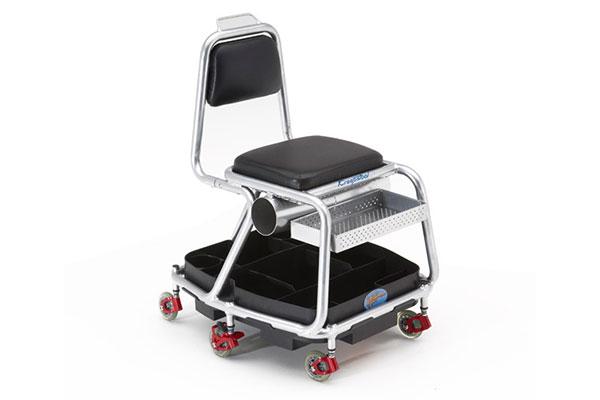Kreepstool 4tek kreepstool mechanics stool kreepstool for Garage seat castres