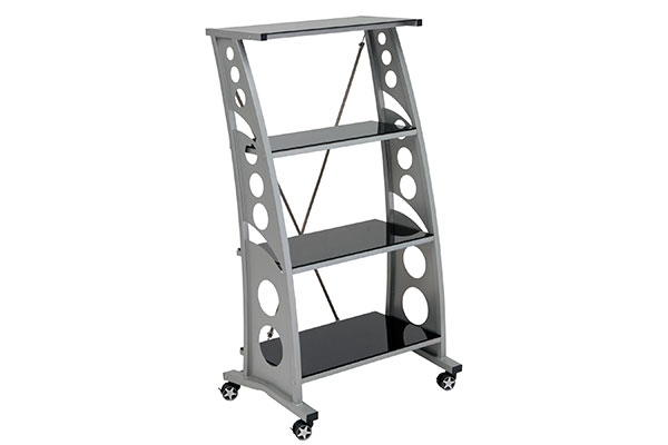intro tech pitstop bookcase