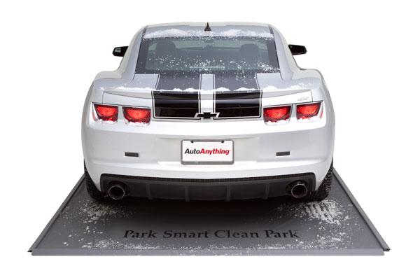 Park Smart Heavy Duty Clean Park Garage Floor Mat 70722