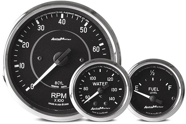 autometer cobra gauges