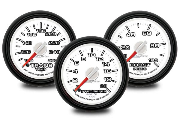 autometer dodge factory match gauges 1