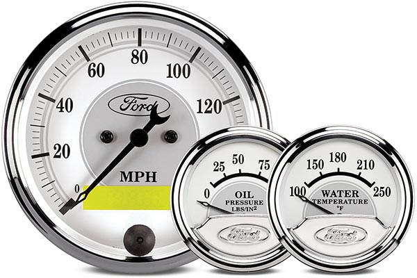 autometer ford masterpiece gauges