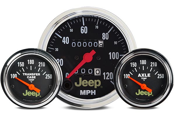 autometer jeep gauges