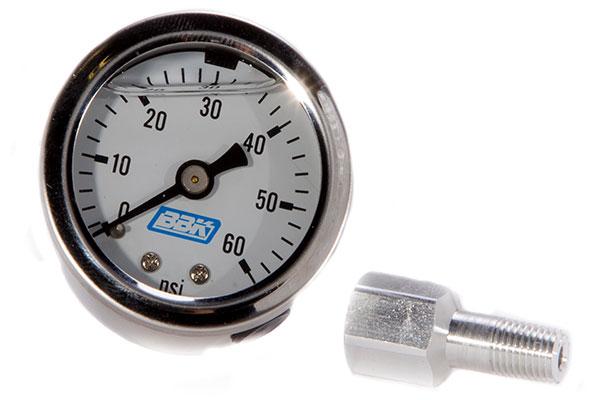 bbk fuel pressure guage
