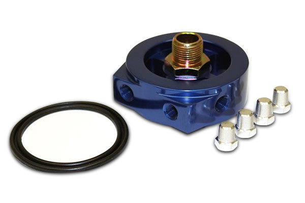 prosport oil filter adapter plate