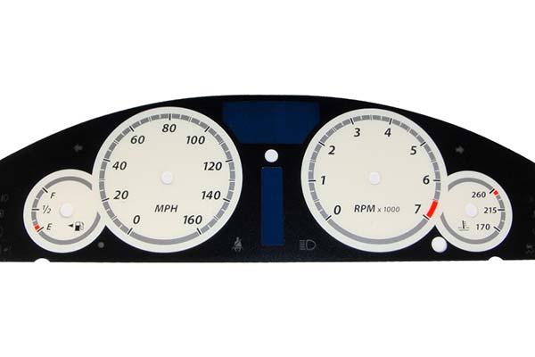 custom color gauge overlay color gauge faces gauge face