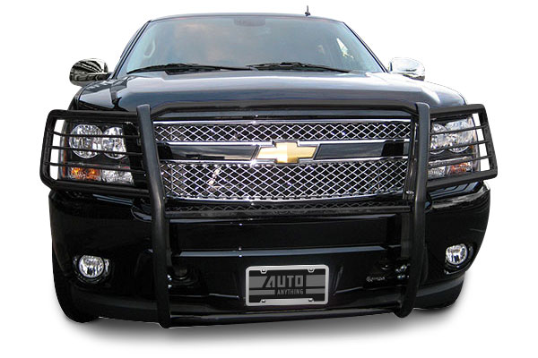 2006 Toyota Sequoia Black Horse Off Road Grille Guard