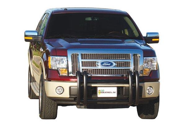 go industries quad guard push bumper