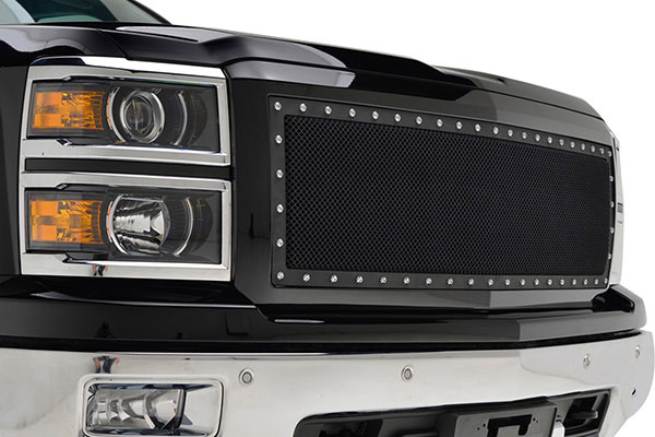 proz premium studded mesh grille