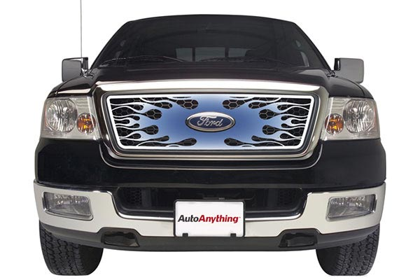 putco inferno blue flame ford