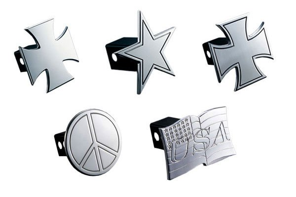 ami iconic hitch covers