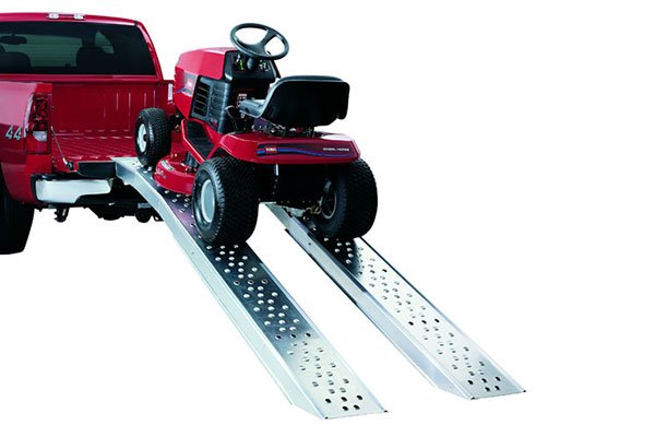 lund folding aluminum truck ramps best price on lund straight u0026 arched aluminum loading ramps - Aluminum Ramps