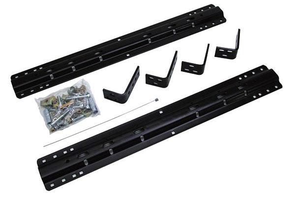 reese 5th wheel rails