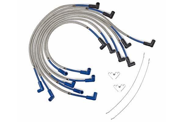 accel armor shield spark plug wires hero