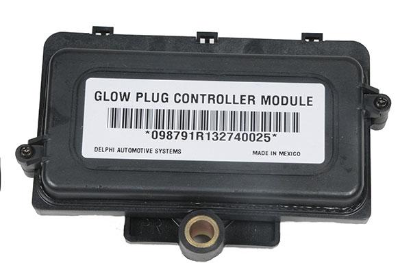 acdelco glow plug relay
