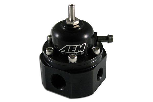 aem universal adjustable fuel pressure regulator