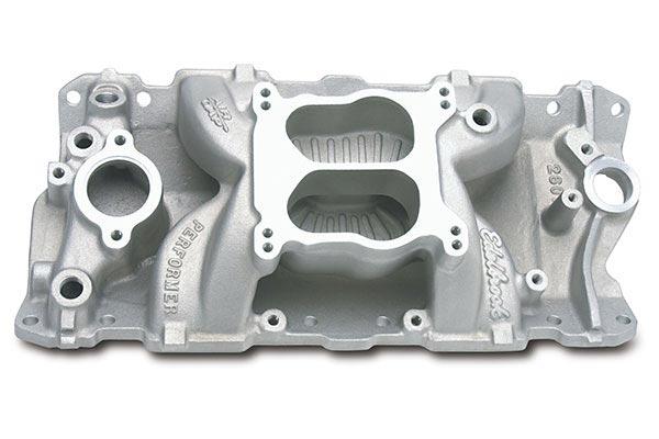Edelbrock Performer Air Gap Intake Manifolds
