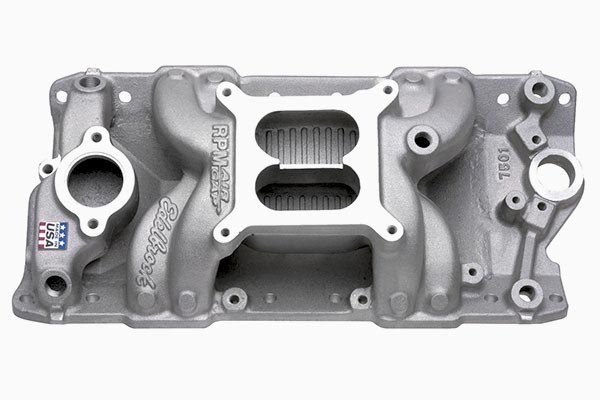 Image of Edelbrock Performer RPM Air Gap Intake Manifolds