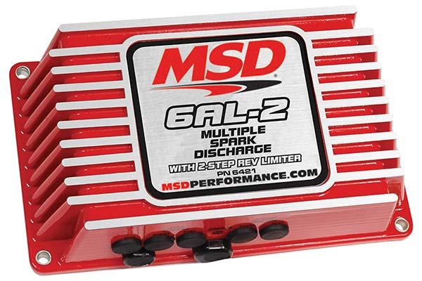 msd 6al 2 ignition box hero